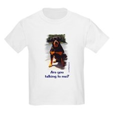 Are you talking to me Kids T-Shirt