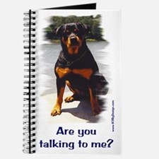 Are you talking to me Journal