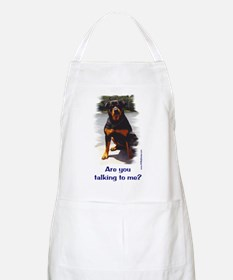 Are you talking to me BBQ Apron