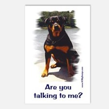 Are you talking to me Postcards (Package of 8)