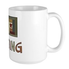 I Love Quilting Coffee Mug