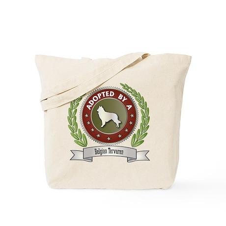 Tervuren Adopted Tote Bag