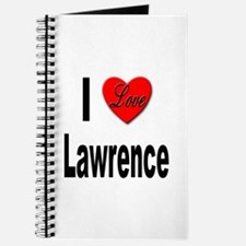 I Love Lawrence Journal