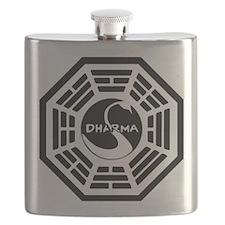 LOST DHARMA MUG Flask