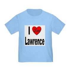 I Love Lawrence T
