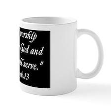 Deuteronomy 6:13 Mug