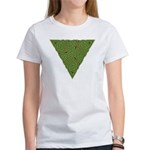 Arboreal Triangle Knot Women's T-Shirt