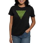 Arboreal Triangle Knot Women's Dark T-Shirt