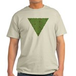 Arboreal Triangle Knot Light T-Shirt