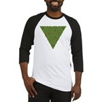 Arboreal Triangle Knot Baseball Jersey