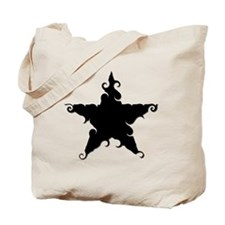 Star Logo Tote Bag