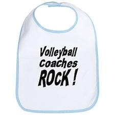 Volleyball Coaches Rock ! Bib