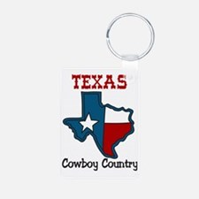 Cowboy Country Keychains