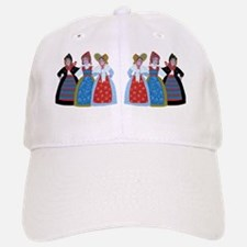 Six Women Dancing Baseball Baseball Cap