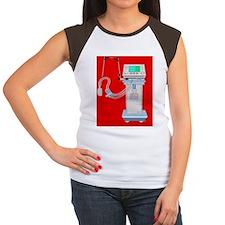 vent 4 Women's Cap Sleeve T-Shirt