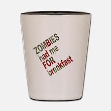ZombiesSidewaysTrans Shot Glass