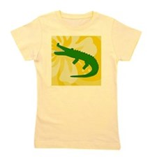 Alligator 60 Curtainspng Girl's Tee