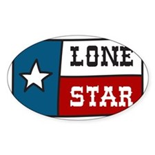 Lone Star Decal