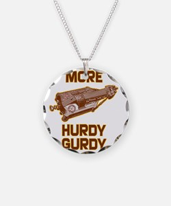 More Hurdy Gurdy Necklace