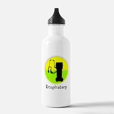 Respiratory shirts pho Water Bottle