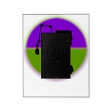 respiratory shirts purple green Picture Frame