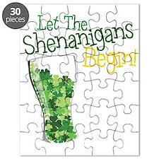Shenanigans Puzzle