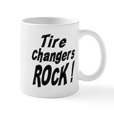 Tire Changers Rock ! Mug