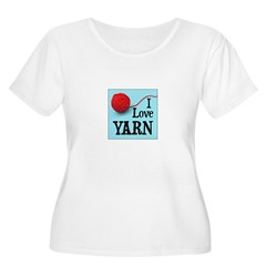 I Love Yarn T-Shirt