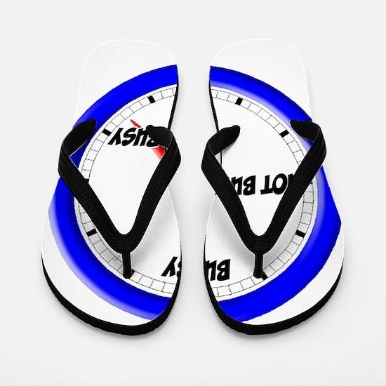 VeryBusy Meter copy Flip Flops
