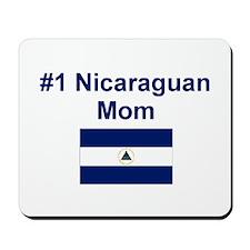 Nicaraguan #1 Mom Mousepad