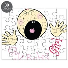 Cry Baby Girl Puzzle