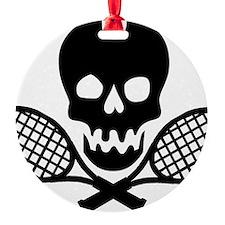 Tennis Ornament