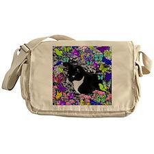 Freckles in Butterflies II Messenger Bag