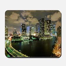Miami @ Night Mousepad