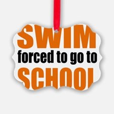 swim Ornament