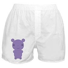 Gummi Bear - Purple Boxer Shorts