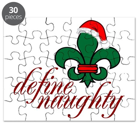 Define Naughty Puzzle