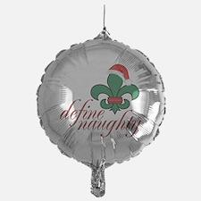 Define Naughty Balloon