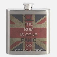 Rum Panic Flask