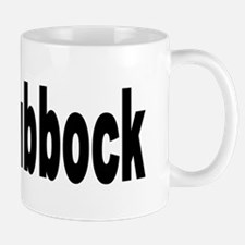 I Love Lubbock Mug