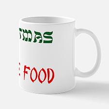 Christmas is Yiddish for Chinese Food Mug