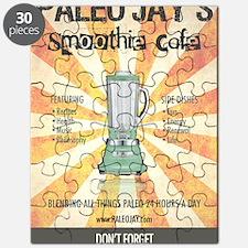 Paleo Jays Smoothie Cafe Puzzle