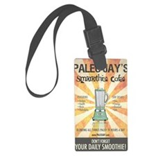 Paleo Jays Smoothie Cafe Luggage Tag