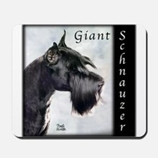 Giant Schnauzer Mousepad