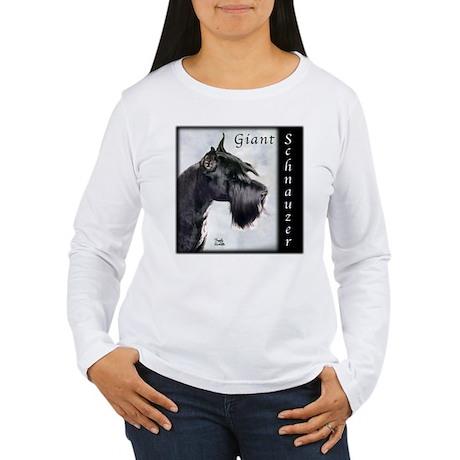 Giant Schnauzer Women's Long Sleeve T-Shirt