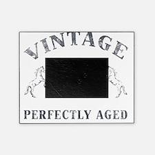 1963 Vintage (Horses) Picture Frame