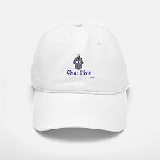 Chai Five Hamsa Baseball Baseball Cap