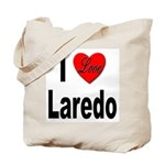 I Love Laredo Tote Bag