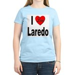 I Love Laredo (Front) Women's Light T-Shirt