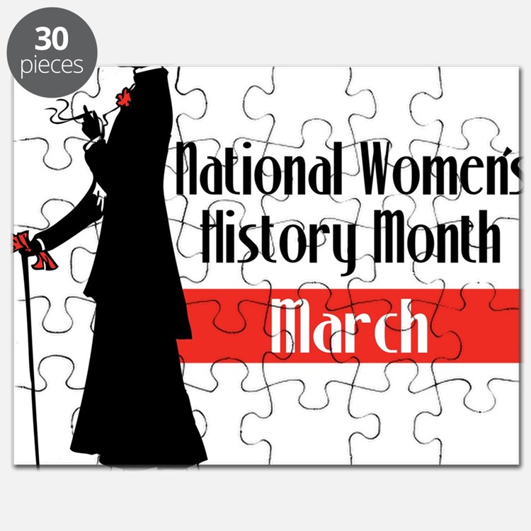 Women's History Puzzle